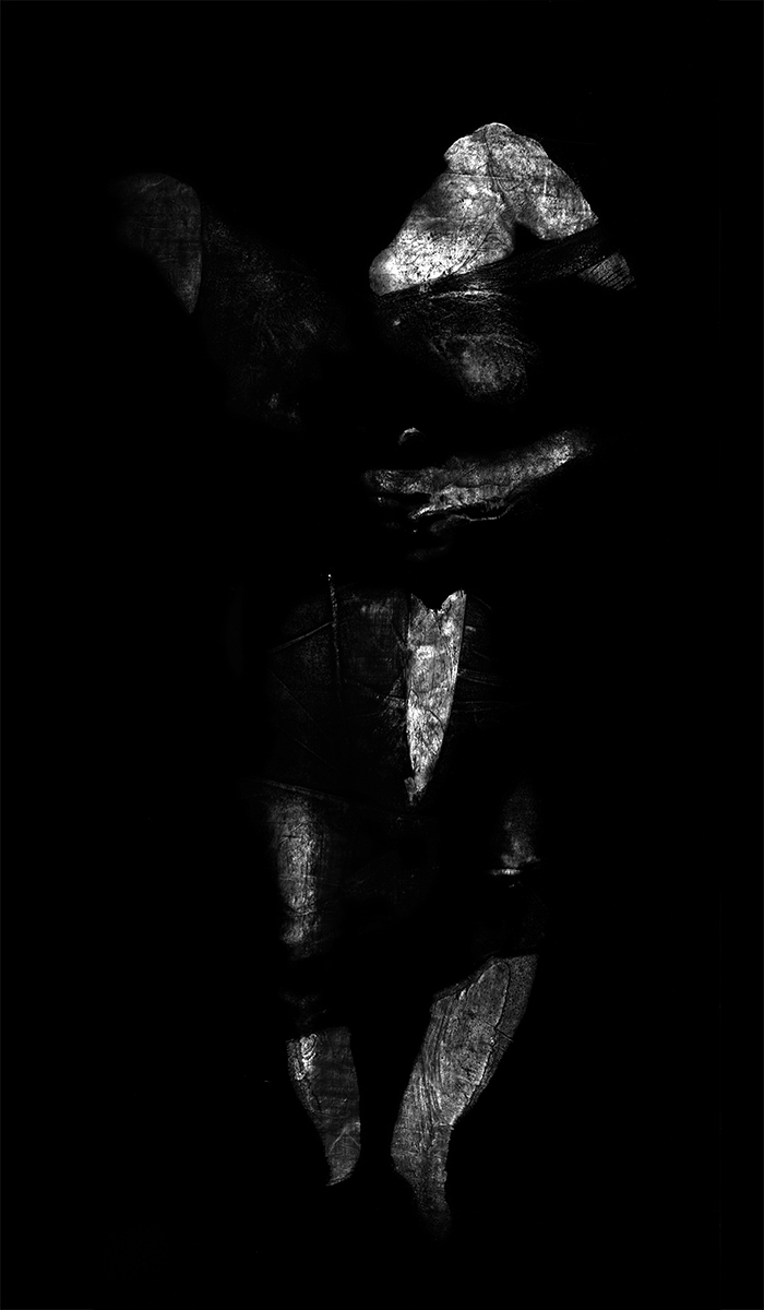 Henrike Kreck - Indirektes Körperfotogramm, 2003