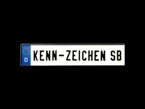 Henrike Kreck - Medienkunst & Fotokunst: Kennzeichen SB, Stadtgalerie Saarbrücken